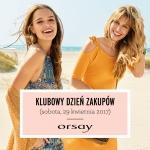 Orsay: 20% zniżki na odzież