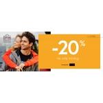 Outhorn: Stylowe Zakupy 20% zniżki na odzież, obuwie, akcesoria i wiele innych