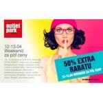 Weekend za pół ceny w Szczecinie w Outlet Park 12-13 kwietnia 2014