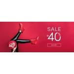Eobuwie: wyprzedaż do 40% zniżki na buty damskie, męskie oraz dziecięce