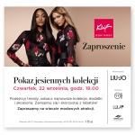 Pokaz jesiennych kolekcji w warszawskim Domu Mody Klif 22 września 2016