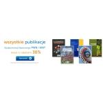 PWN Księgarnia Internetowa: 30% zniżki na wszystkie publikacje