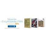 PWN Księgarnia Internetowa: 28% rabatu na słowniki i encyklopedie PWN