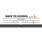 Pakamera: wyprzedaż z okazji powrotu do szkoły od 20% do 30% rabatu