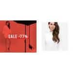 Pako Lorente: wyprzedaż do 77% rabatu na odzież damską