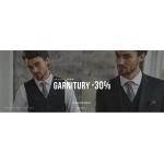 Pako Lorente: do 30% zniżki na garnitury męskie