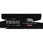 Pako Lorente: pre-Black Friday 70% rabatu na wszystkie czarne rzeczy