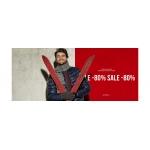 Pako Lorente: wyprzedaż do 80% zniżki na odzież męską
