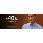 Pako Lorente: 40% zniżki na koszule