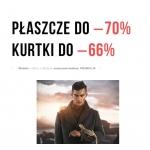 Pako Lorente: do 70% rabatu na płaszcze i kurtki