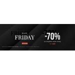 Black Friday Pako Lorente: 70% rabatu na wszystkie czarne rzeczy