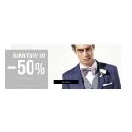Pako Lorente: do 50% zniżki na garnitury
