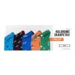 Pako Lorente: wybrane 5 par kolorowych skarpet za 39,99 zł