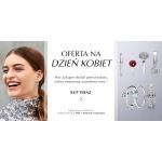 Pandora: 50% rabatu na drugi pierścionek na Dzień Kobiet