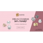 Pandora: 50% rabatu na drugi charms