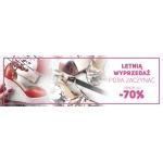 Pantofelek24: letnia wyprzedaż do 70% zniżki na obuwie