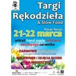 Targi Rękodzieła w warszawskim pasażu Tesco 21-22 marca 2015