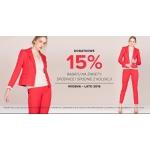 Patrizia Aryton: dodatkowe 15% zniżki na żakiety, spódnice i spodnie