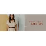 Patrizia Aryton: wyprzedaż do 50% zniżki na odzież damską