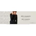 Patrizia Aryton: Black Week 30% rabatu na odzież damską przy zakupie min. 2 sztuk, 20% rabatu przy zakupie 1 sztuki