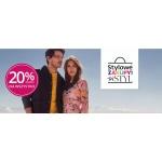 Peek & Cloppenburg: Stylowe Zakupy 20% rabatu na odzież damską, męską i dziecięcą