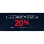Black Friday Peek & Cloppenburg: 20% rabatu na przecenione artykuły
