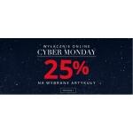 Cyber Monday Peek & Cloppenburg: 25% rabatu na wybrane artykuły