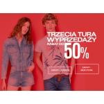 Pepe Jeans: trzecia tura wyprzedaży z rabatami do 50%