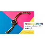 Picky Pica: 20% zniżki na zegarki damskie i męskie