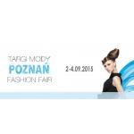 Targi Mody Poznań Fashion Fair 2-4 września 2015
