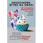 Urodzinowe rabaty w Poznań Plaza 16 maja 2015