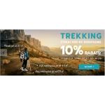 Presto: dodatkowe 10% zniżki na akcesoria trekkingowe