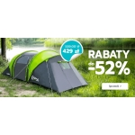 Presto: do 52% rabatu na namioty