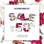 Pretty One: do 50% zniżki na kolekcję wiosna lato 2016