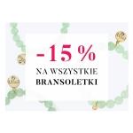 Primamoda: 15% zniżki na wszystkie bransoletki