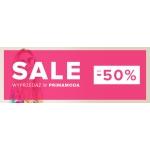 Primamoda: wyprzedaż do 50% zniżki na odzież damską