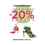 Primamoda: do 20% zniżki na torebki i buty