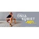 Primamoda: z okazji Dnia Kobiet 10% zniżki na torebki oraz obuwie damskie i męskie