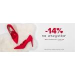 Primamoda: Promocja na Walentynki 14% zniżki na cały asortyment