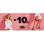 Primamoda: Stylowe Zakupy do 20% zniżki na wybrane modele obuwia i torebek