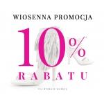 Primamoda: wiosenna promocja 10% rabatu