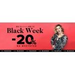 Primamoda: Black Week 20% zniżki na wszystkie buty damskie i męskie oraz torebki