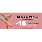 Primamoda: 15% zniżki na buty damskie i męskie oraz torebki