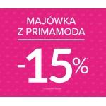 Primamoda: 15% zniżki na wybrane modele
