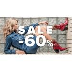 Primamoda: wyprzedaż do 60% zniżki na buty damskie, obuwie męskie, torebki, galanterię skórzaną