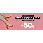 Primamoda: wyprzedaż do 50% zniżki na buty damskie i męskie, torebki, galanterię skórzaną
