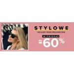Primamoda: wyprzedaż do 60% zniżki na stylowe okulary przeciwsłoneczne