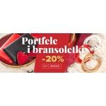 Primamoda: 20% zniżki na portfele i bransoletki