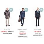 Próchnik: do 80% rabatu na kurtki, płaszcze i garnitury