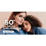Promod: 50% rabatu na drugą parę jeansów